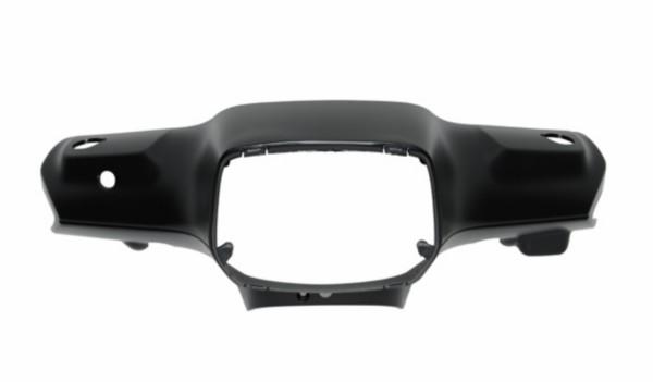 Stuurkap Vespa S zwart mat Piaggio origineel 65426300nl