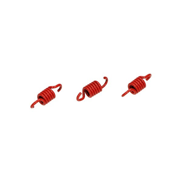Clutch spring set Minarelli horizontal + Verticaal 2000rpm red