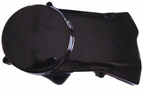 Vliegwieldeksel Honda Honda MB MT MTX zwart aluminium DMP