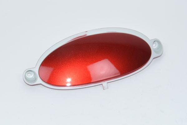 Zijscherm verbindingsstuk Peugeot Vivacity rood splendor sp origineel 740339sp op=op