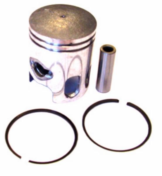 Zuiger ( voor aluminium cilinder) Minarelli Horizontaal + verticaal 40mm DMP