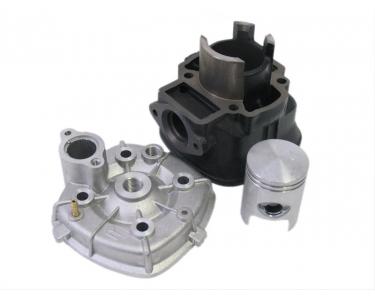 Cilinder+Kop Piaggio/Gilera L/C 40Mm Dr Kt00112