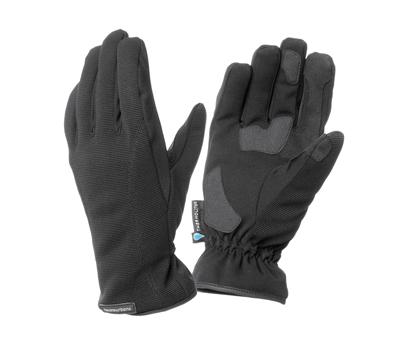 handschoenenset zwart Tucano 904dm monty touch maat L