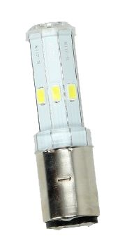 Led lamp 12V 35/35W BA20D scooter koplamp