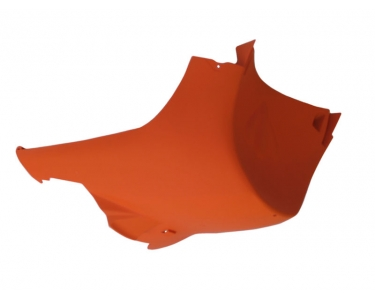 Onderkuip Yamaha aerox mat oranje mbk nitro