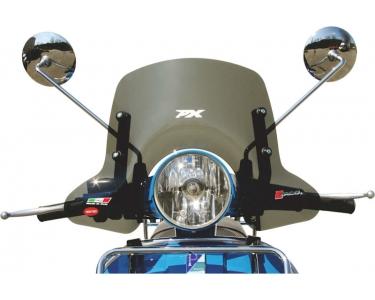 windscherm faco vespa px-2011 smoke klein-model