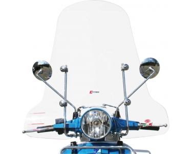 windscherm faco vespa px-2011 hoog model
