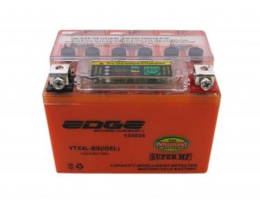 edge accu ytx-4l-bs intelligent-gel