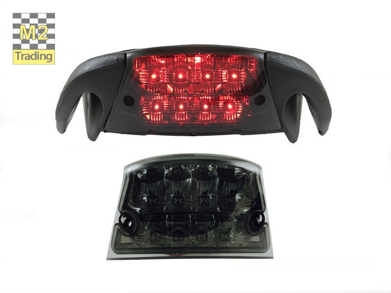 Achterlicht Power1 Piaggio zip2000 led titanium