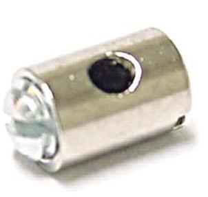 Schroefnippel 5X7 Gas