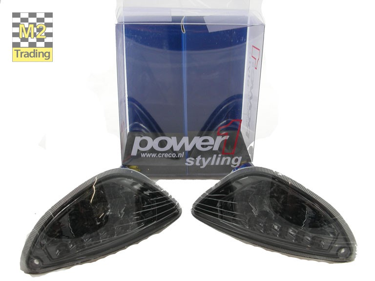 knipperlichtset led achter power1 Vespa lx/s audi look