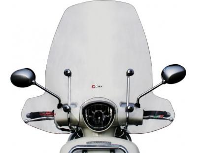 Windscherm Hoog Faco Peugeot Django 125-150