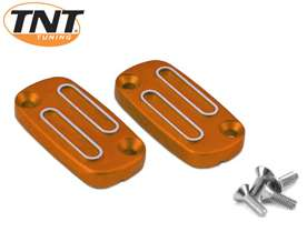 Remreservoir Deksel Tnt Orange Peugeot Grimeca