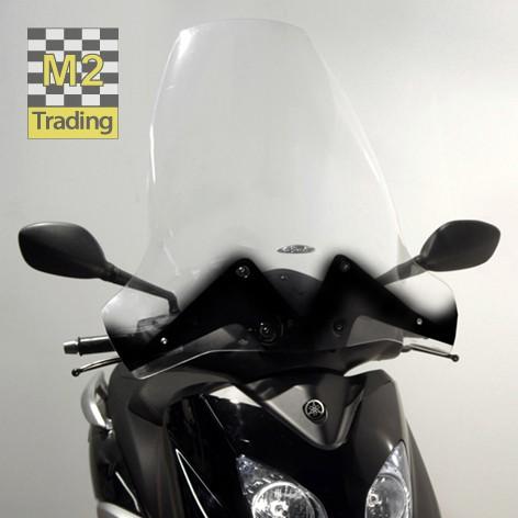 Windscherm Yamaha X-city biondi incl bev.