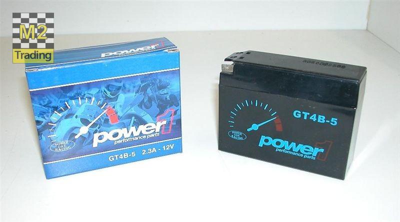 Accu GT4B-5 Power1 Street Magic