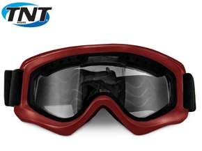 Crossbril Tnt Wolf Red/Clear