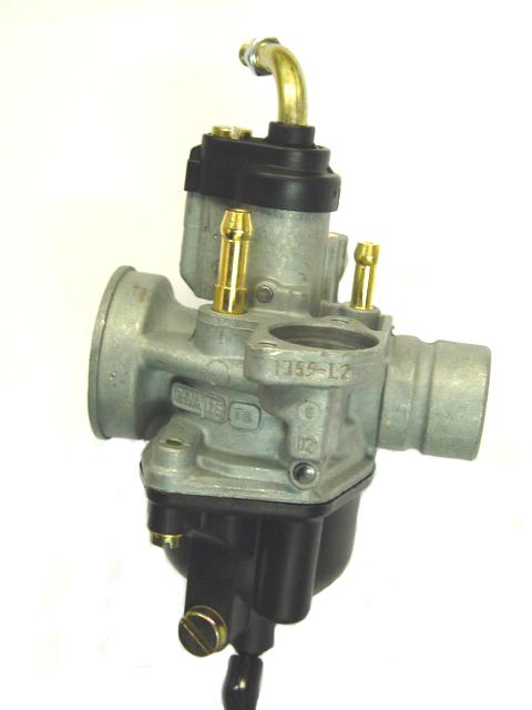 Carburateur Dellorto PHVA17.5TS  Elektonische  choke minarelli horizontaal beta malaguti aerox