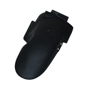 Achterspatbord over wiel Minarelli Horizontaal watergekoeld zwart origineel 05605807