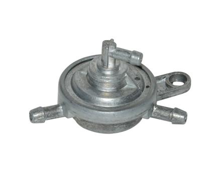 Benzinekraan vacuum pomp Piaggio Zip 2t China LX GY-6 3 aansluitingen