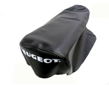 Buddydek zadelovertrek Peugeot Vivacity zwart