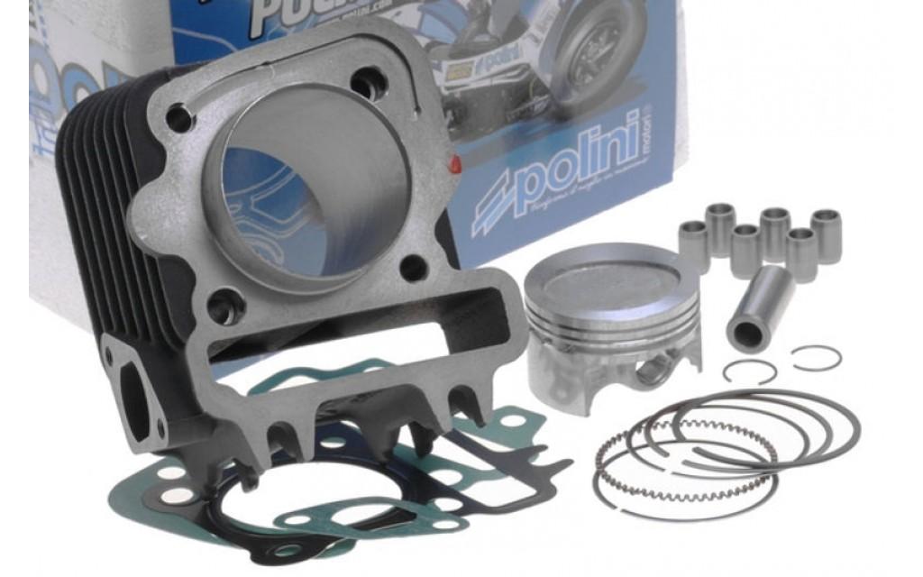 Cilinder Polini 80cc 49MM Piaggio 4 Takt 2V Vespa