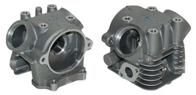 Cilinderkop compleet 4 takt Peugeot speedfight 3 vivacity new en Sym mio origineel