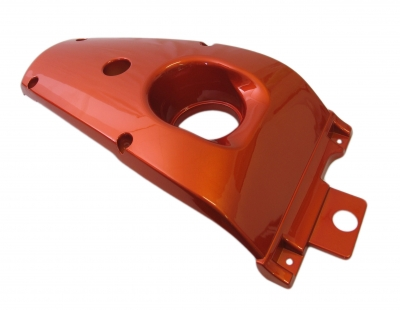 Edge Monoseat Flash-Oranje Yamaha Aerox