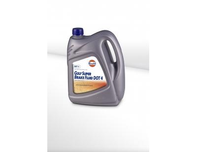 Gulf Remvloeistof 1 Liter Super DOT-4