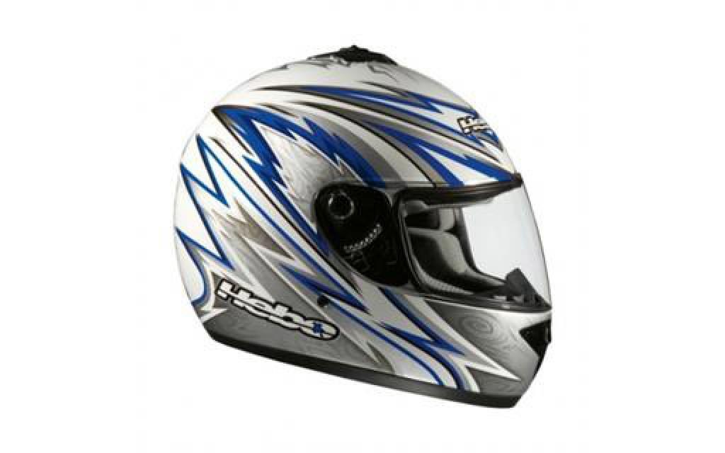Helm intergraal Hebo Challenge blauw  Maat: M