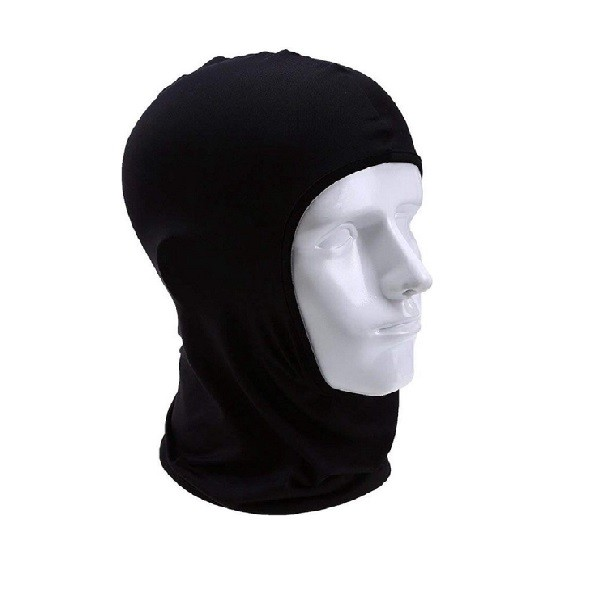 Head clothing katoen black DMP