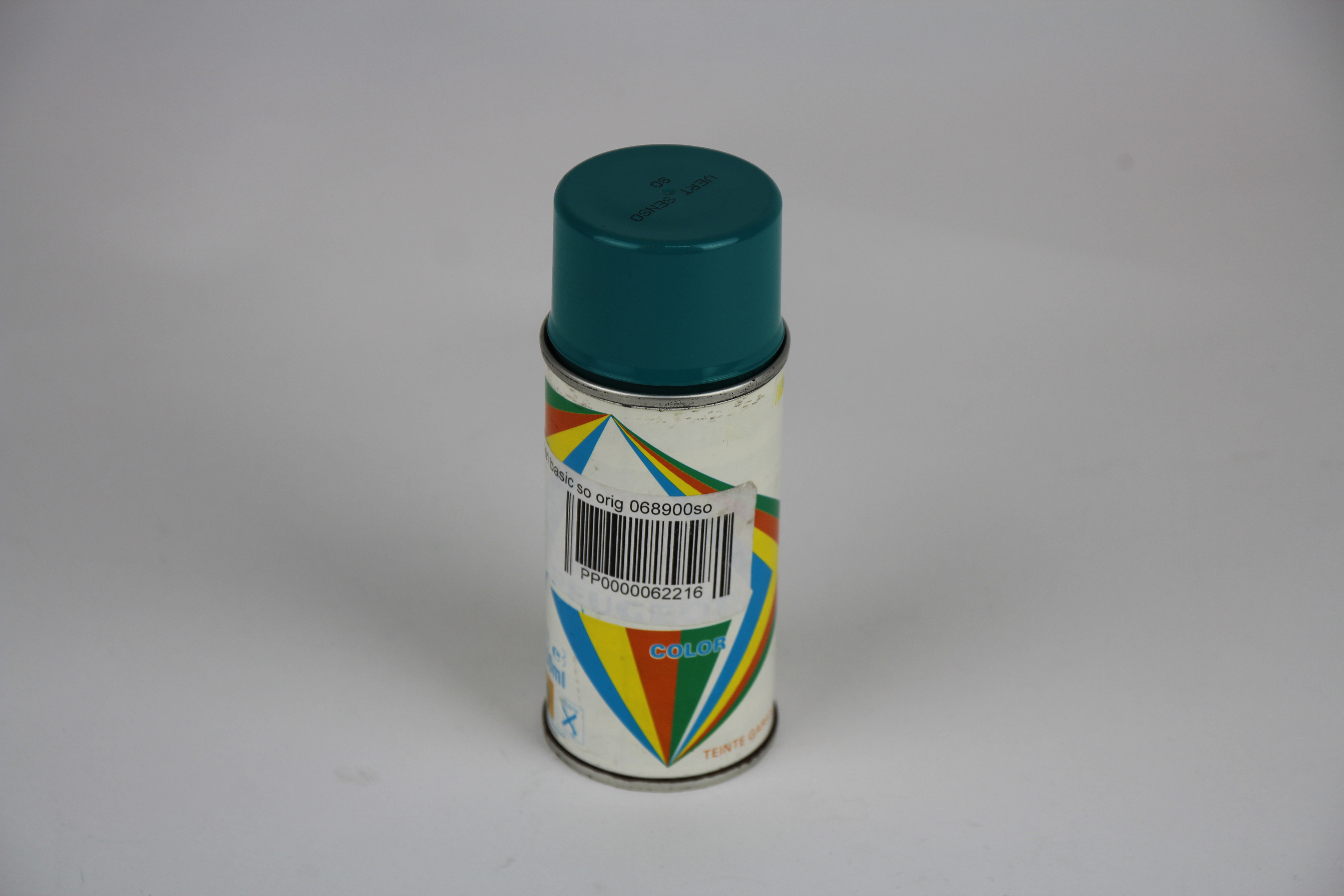 Spray paint 150ml green basic so original 068900SC