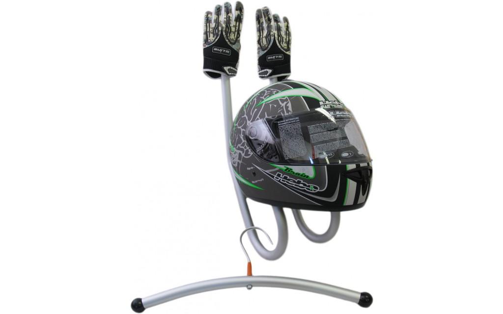 Kapstok Helm handschoenen en motor/scooter kleding