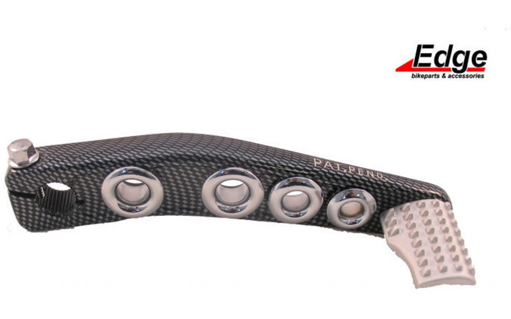 Kickstarter Tnt Hole Minarelli/Peugeot Carbon