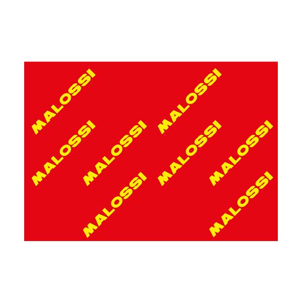 Luchtfilterelement Malossi 8mm dik 20x30CM universeel 1417228