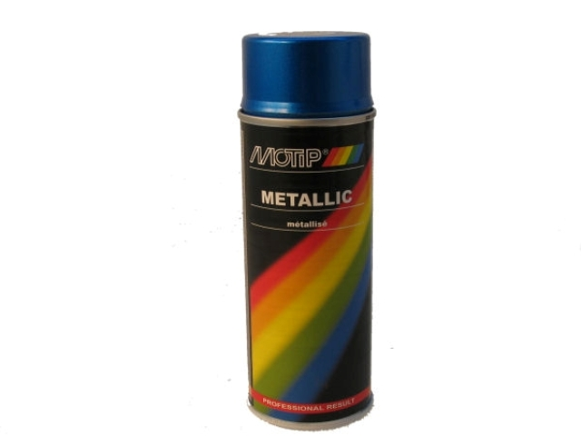 Motip Metallic Lak Bleu 400Ml