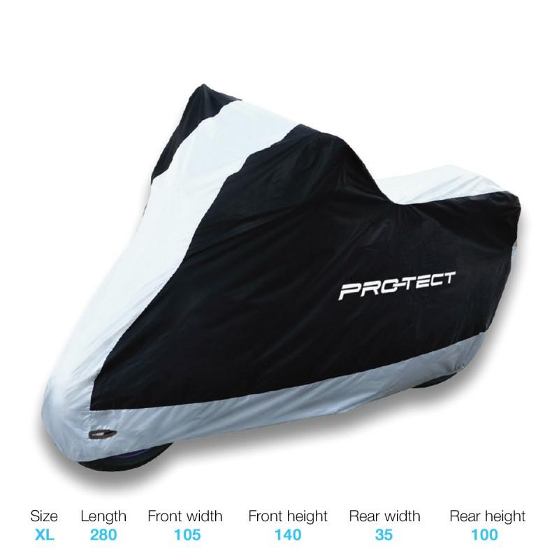 Motorhoes Pro-Tect toermotor Maat XL