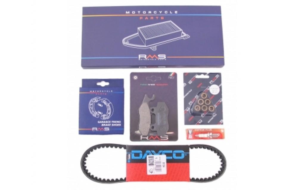 "onderhoudsbeurt Kymco 50cc 4-Takt 10"" servicekit"