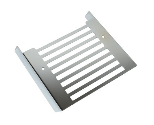 Radiateurrooster Zundapp special chroom metaal