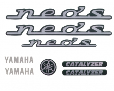 stickerset yamaha neo's 8delig