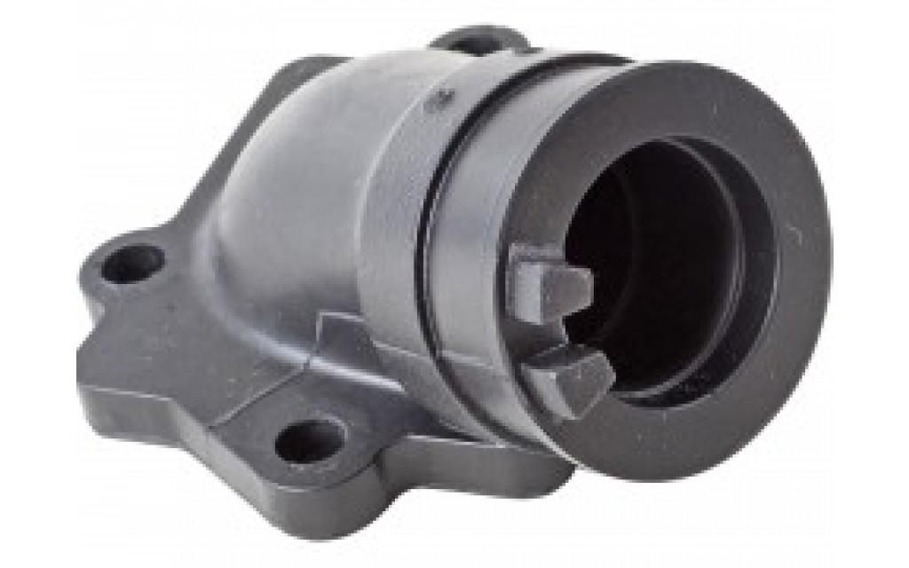 Spruitstuk Polini Minarelli Horizontaal 12 en 17.5mm carburateur