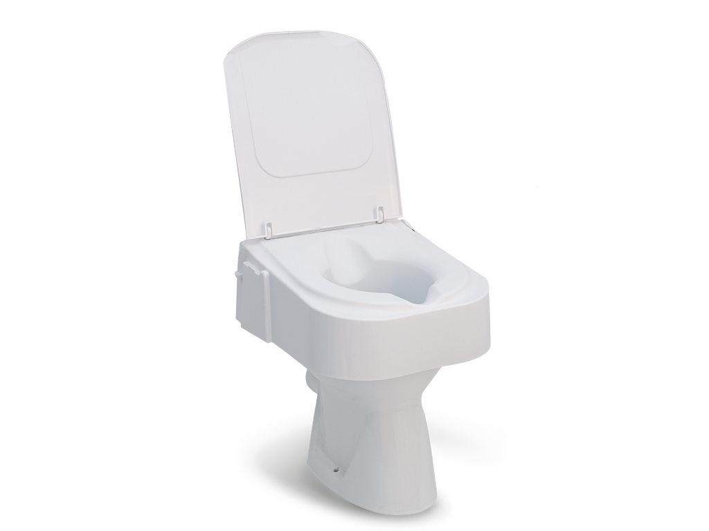 Toiletverhoger Drive TSE 150 in hoogte verstelbaar
