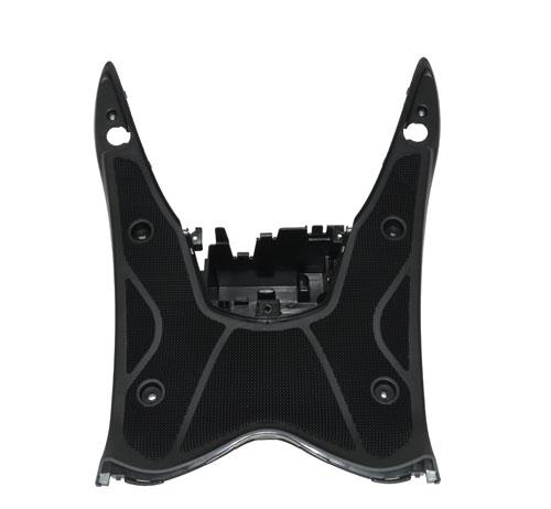 Treeplank Yamaha Neo's vanaf 2010 origineel zwart
