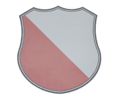 Sticker wapen van Utrecht universeel windscherm
