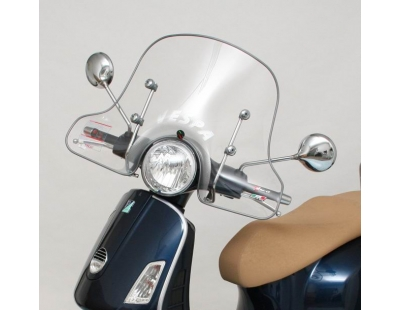 Windscherm Vespa GTS 4-Stagione Smoke