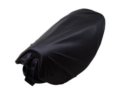 Beschermhoes regenhoes Buddy scooter XL zwart