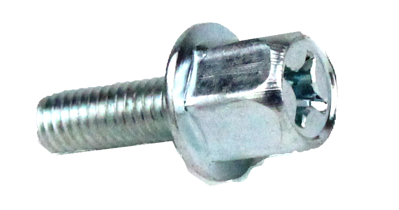 Exhaust bolt hexagon M6